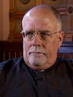 Photograph of Reverend Raymond Kemp